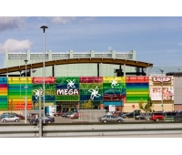 Shopping centre Mega