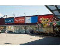 Shopping centre Molas